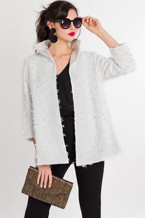 White Whimsy Jacket
