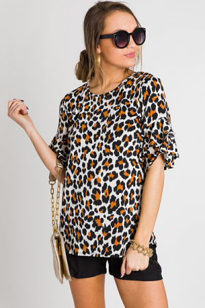 Animal Kingdom Blouse