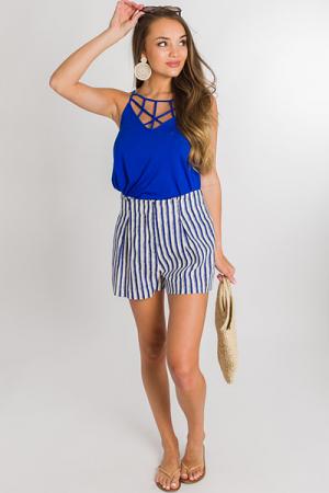 Sandbar Stripe Shorts