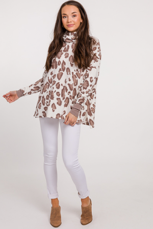 Abigail Animal Soft Tunic