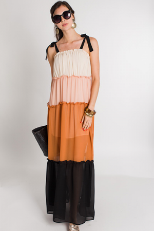 Bailey Colorblock Maxi