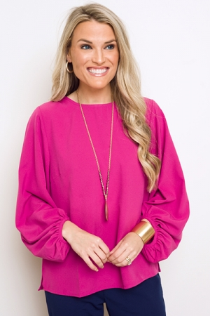 Paxton Top, Pink