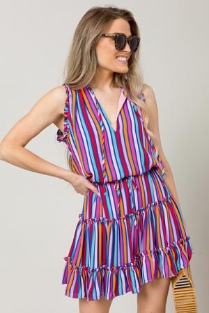 Twizzler Dress