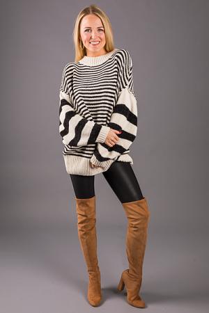 Jailbird Chenille Sweater