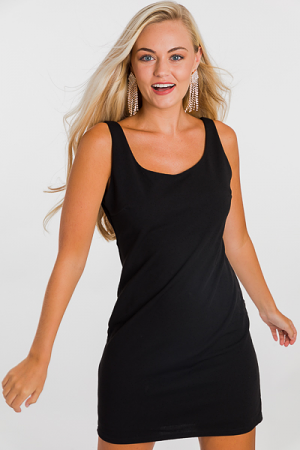 Ladies Night Cutout Dress