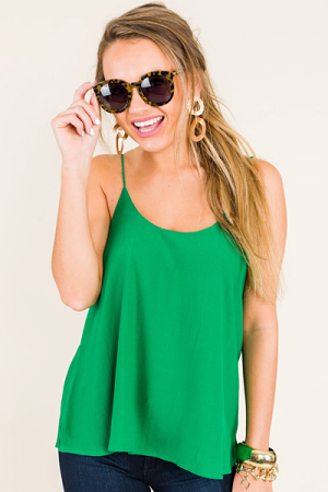 Greener Grass Cami