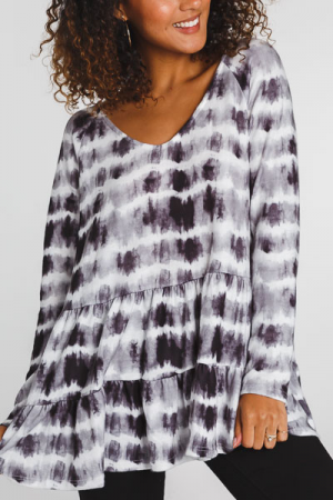 Smoke Show Soft Tunic