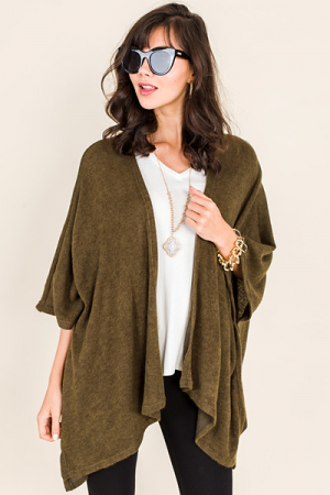 Wenlo Sweater, Olive