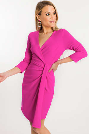 Barbie World Wrap Dress