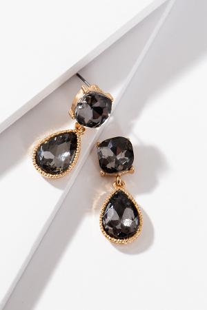 Mother of Pearl Posts, Black Diamond