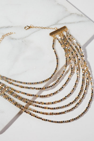 Cairo Layered Necklace