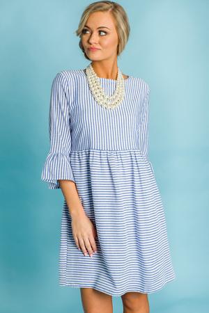 Sweetest Stripes Dress