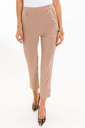 Practical Pants, Taupe
