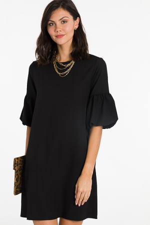 Bubble Sleeve LBD