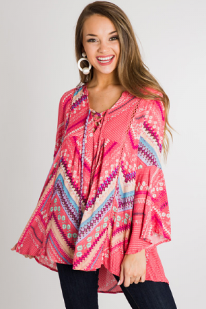 Boho Bliss Tunic