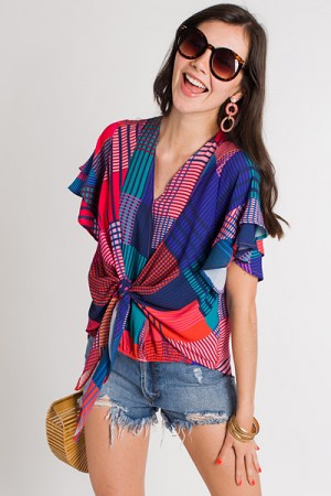 Deco Dare Blouse