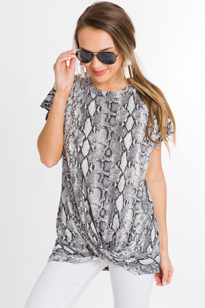 Twisted Snake Tunic