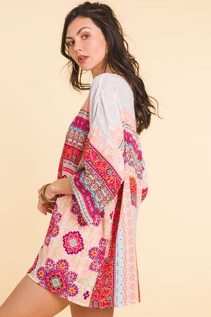 Dubai Dream Kimono
