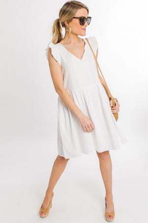 Ivory Lady Dress