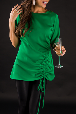 Greenlight Ruched Tunic