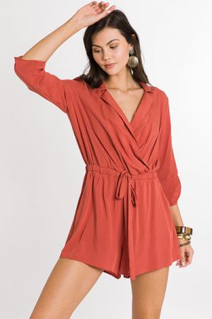 Spice It Up Romper