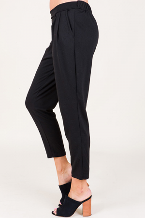 Sinfully Soft Pants, Black