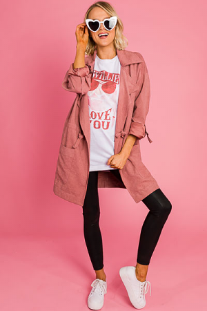 Pink Polly Jacket