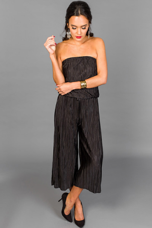 Mia Pleated Jumpsuit
