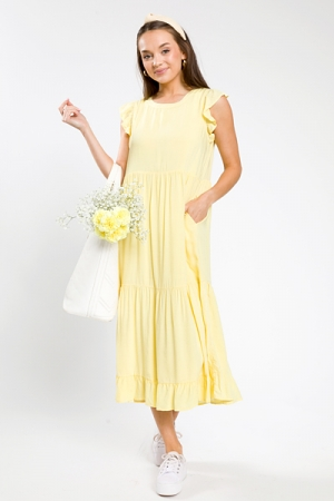 Sunny and 75 Maxi, Yellow
