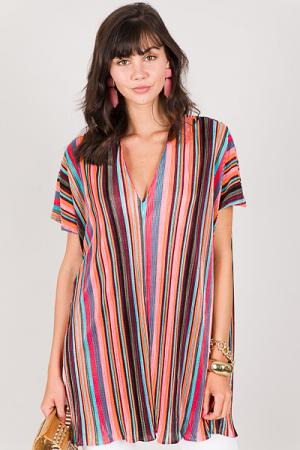 Classic Karlie Rainbow Dress