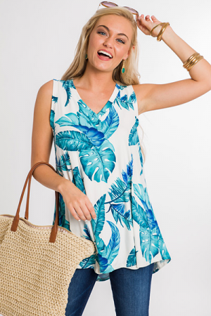 Palm Springs Tunic Tank