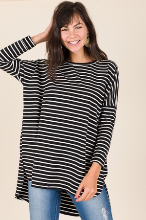 Arabella Stripe Tunic