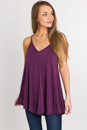 Dreamer Cami, Purple