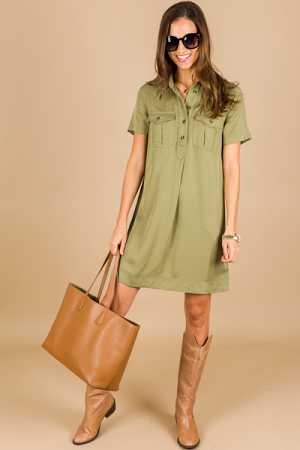 Kelly Cargo Dress