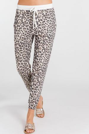 Cheetah Girl Jogger Pants