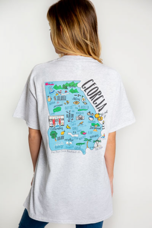 The Blue Door 14th Birthday Tee