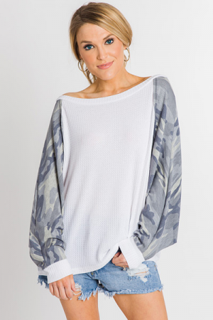 Camo Batwing Thermal