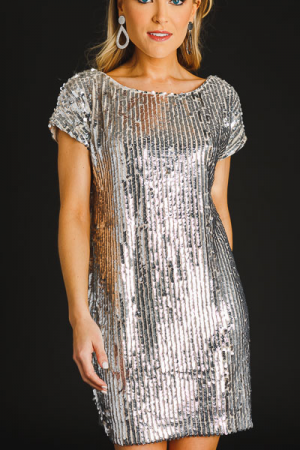 Gatsby Sequin Dress