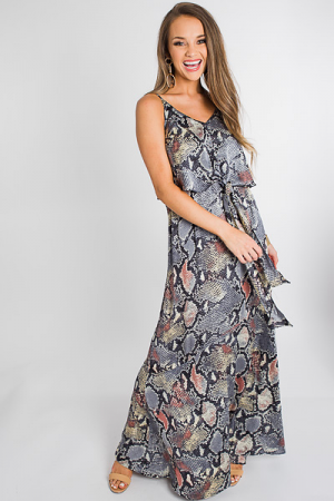 Knotted Snake Maxi