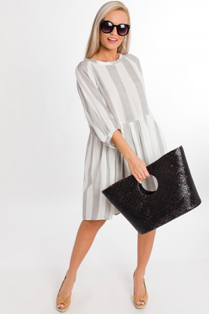 Hang Loose Stripe Dress