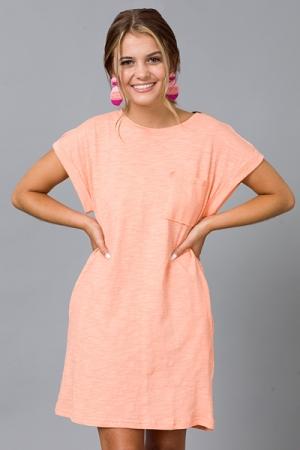 Mango T-Shirt Dress
