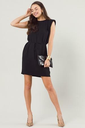 Trend Setter Dress, Black