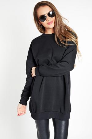 Sporty Spice Sweatshirt, Black