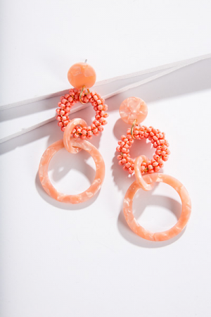 Bubble Yum Earring
