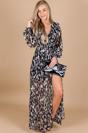 Willow Wrap Maxi