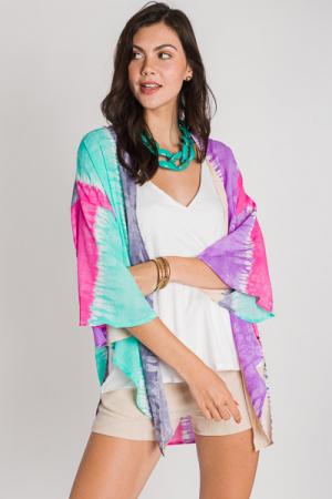 Girl Power Kimono