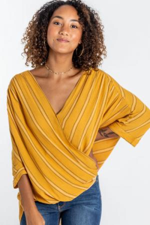 Kristi Stripe Top, Mango