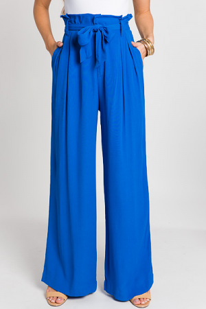 Azul Tie Pants