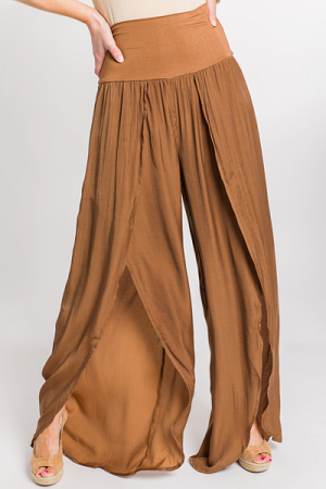 Split Pants, Bronze