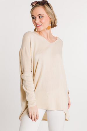 Fantasy Sweater, Bone